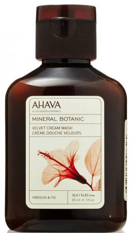 AHAVA  Mineral Botanic Cream Wash Hibiscus & Fig Douchegel